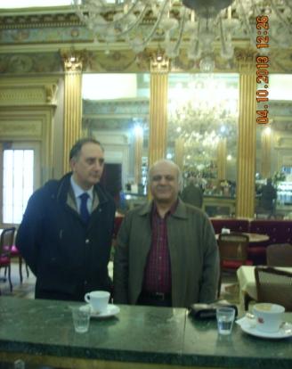 20130410_Turin-Italy-Marco Tori & Parviz Tarikhi-I