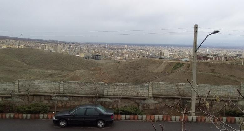 20190325_1-Distant View of Tabriz